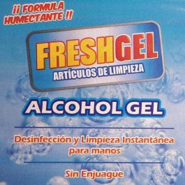 ALCOHOL GEL 1LT