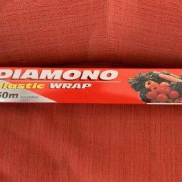 Plastic Wrap 50m (Film transparente para envolver)