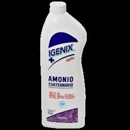 AMONIO CUATERNARIO IGENIX 900ML