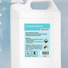 LIMPIA VIDRIOS INDUSTRIAL 5 LITROS